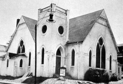 Hundley Methodist Church