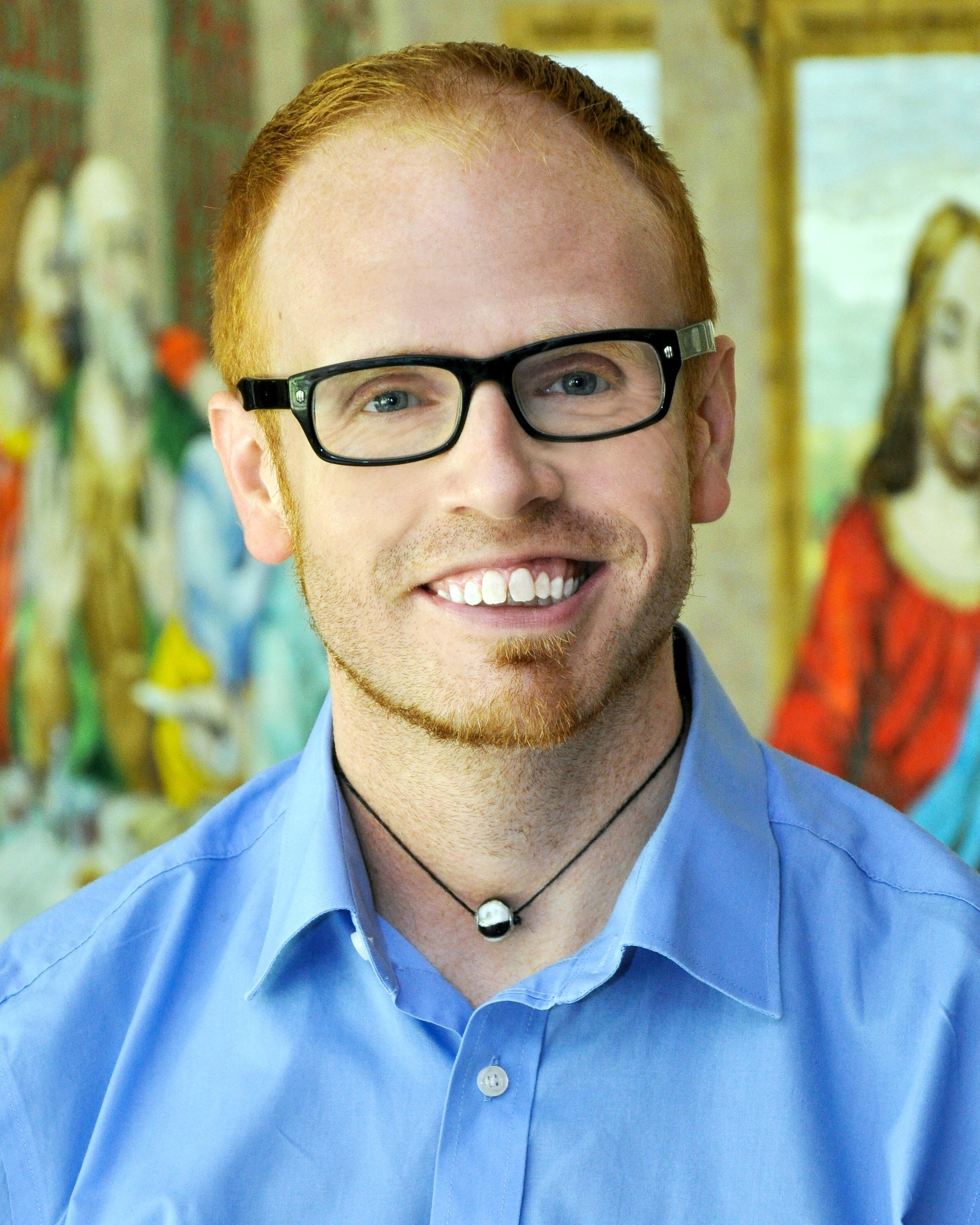 Shaun Agnew      Director of Worship Arts and Web Ministries