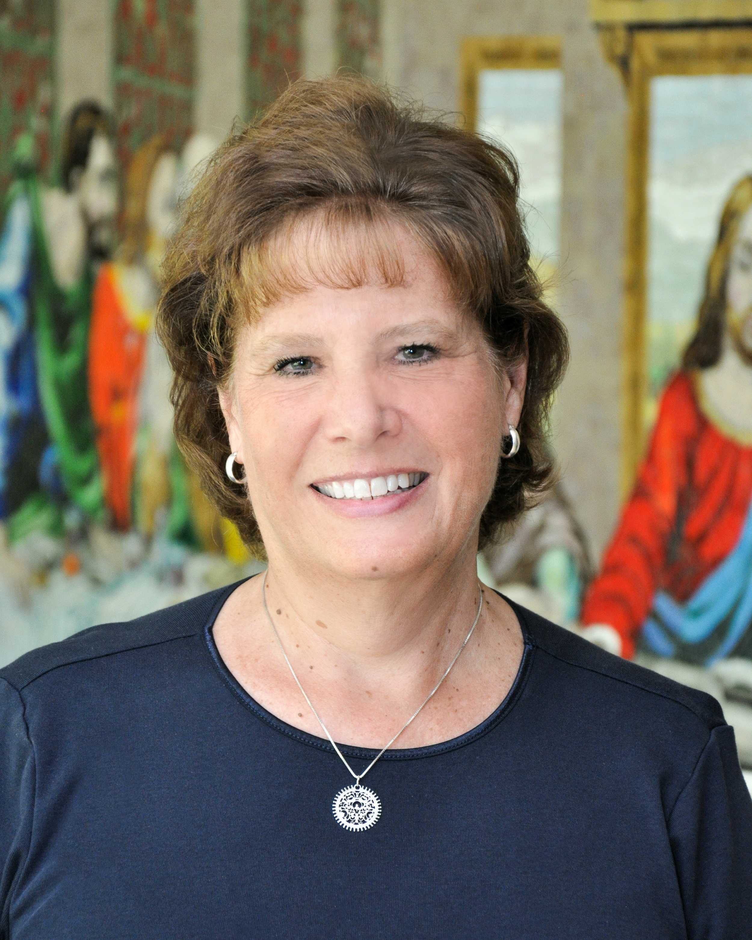Kathy Cordero      Director of Children's and Financial Ministries