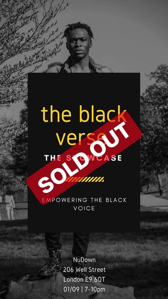 The Black Verse