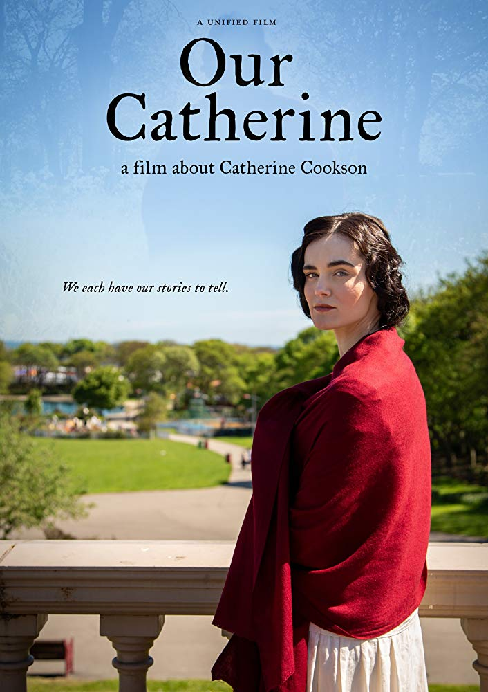 The film poster for our short film 'Our Catherine'