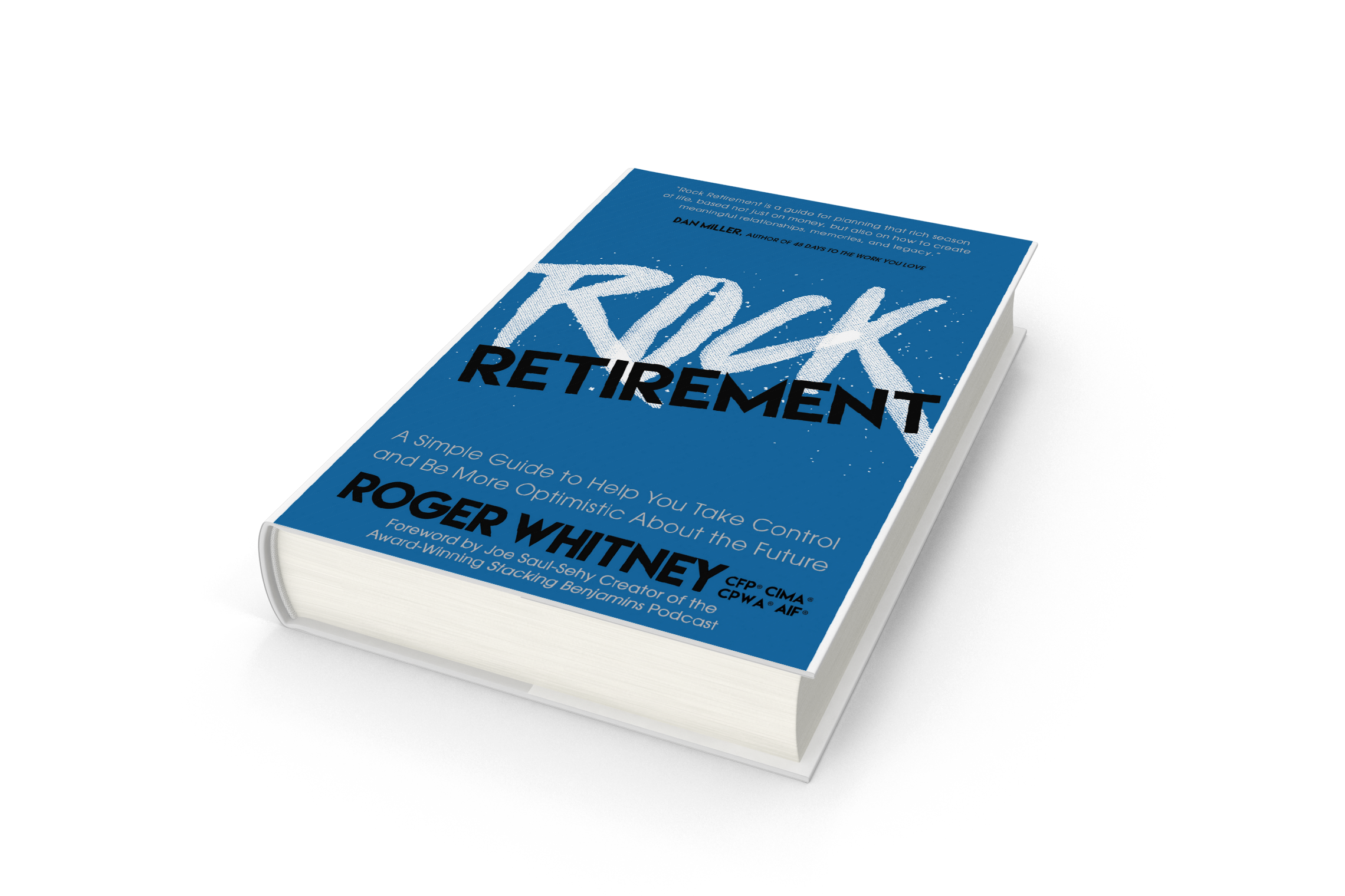 Your page-by-page guide to the good life.  - I poured over 25 years of experience, anecdotes, tips and advice onto 231 pages so you can start living your best life and planning your best retirement right now.
