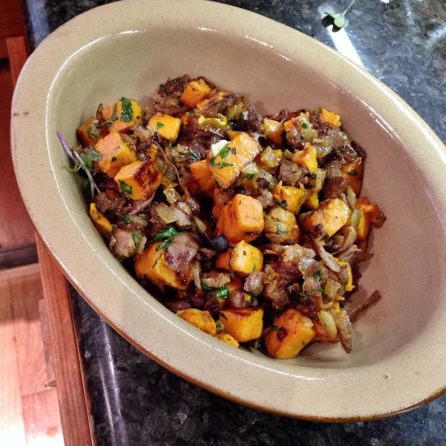 Sweet Potato and Duck Hash .jpg