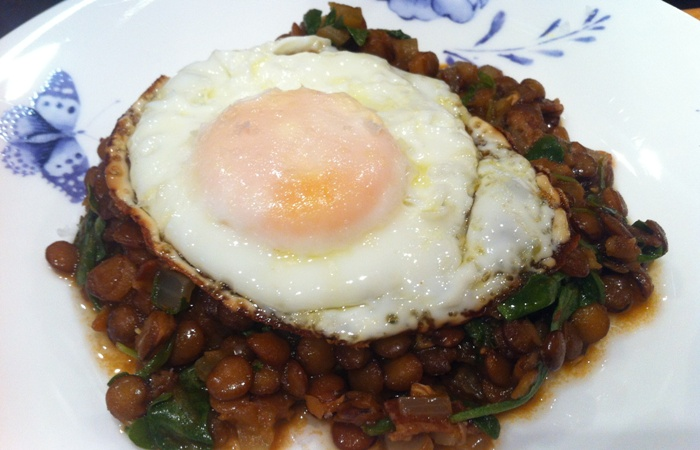 Casa SaltShaker lentils with fried eggs.jpg
