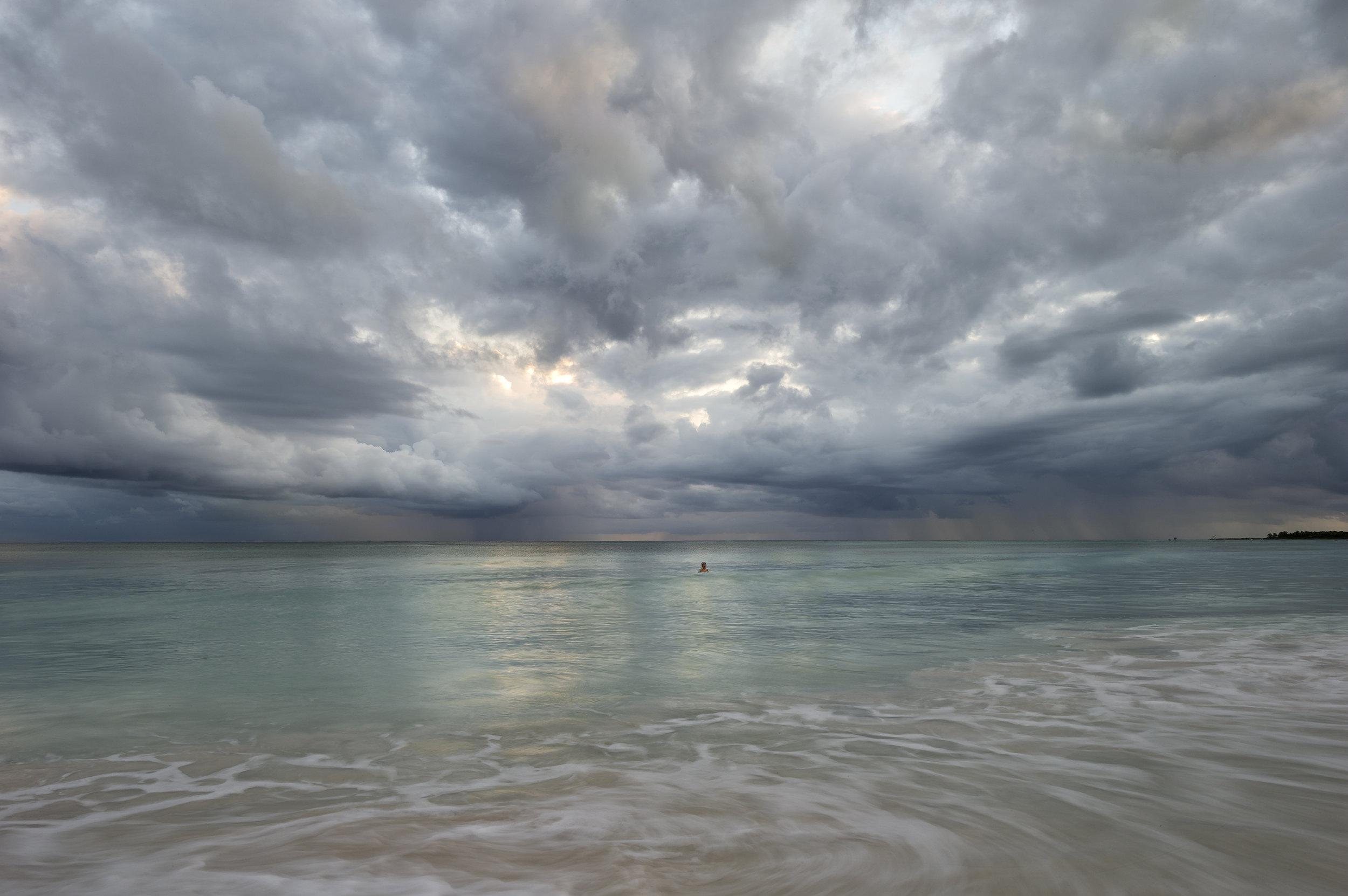 Playa Del Carmen, Swimmer