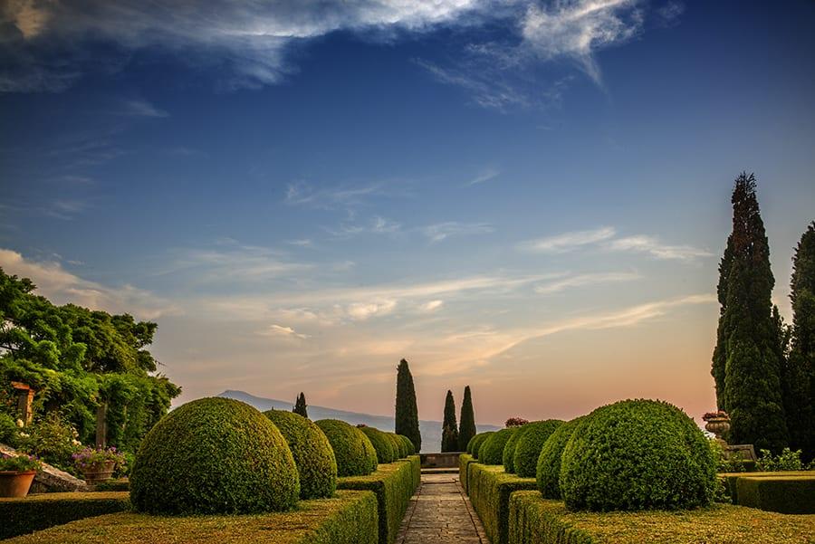 La Foce II, Tuscany