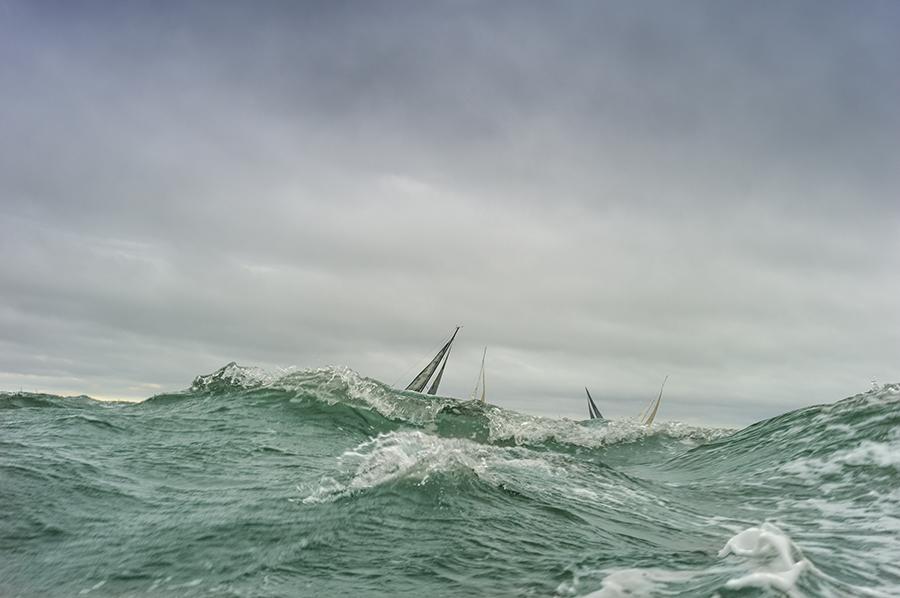 Sea: Rough