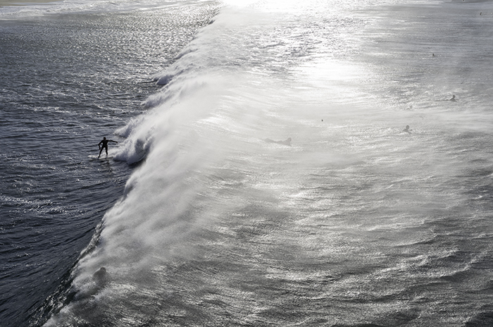 Sea: Man & Surf