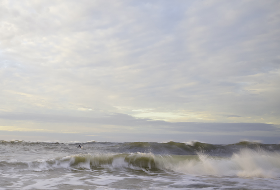 Montauk, Surfer