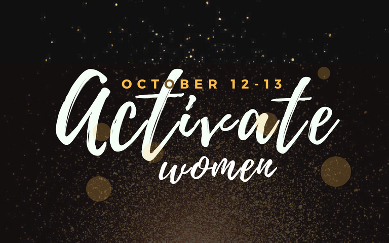 Come join us for two days of inspiration and activation in the Holy Spirit!