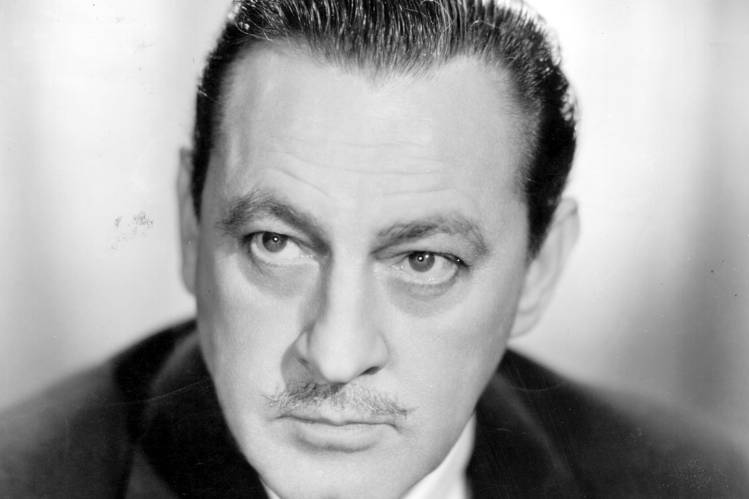 Actor John Barrymore lived in the home until he died in the 1940s. PHOTO: HULTON ARCHIVE/GETTY IMAGES