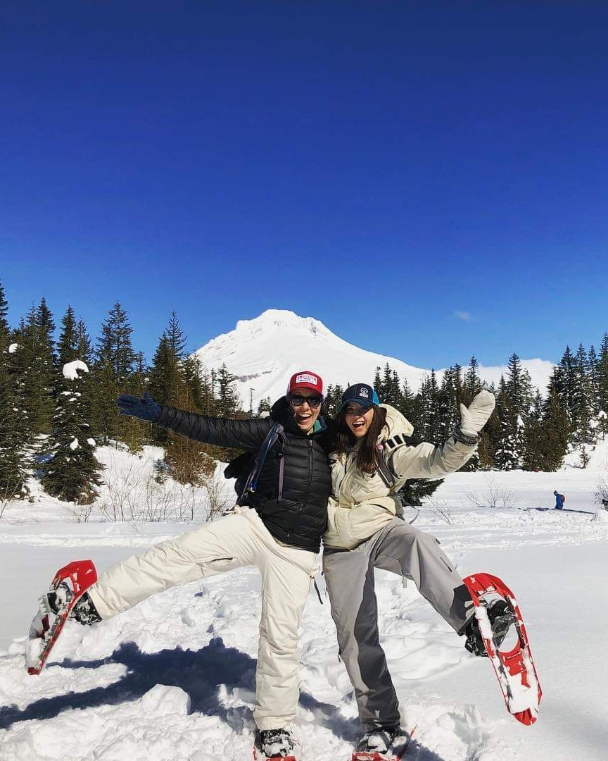 Janneke Marquez - Guide/Education DirectorMajorly Awesome: She majored in Outdoor Recreation…where was that option?! So jealous.Family First: This mama does it all and does it well. Passionate about families, motherhood, and women, she gets outside to recharge and give them her best.