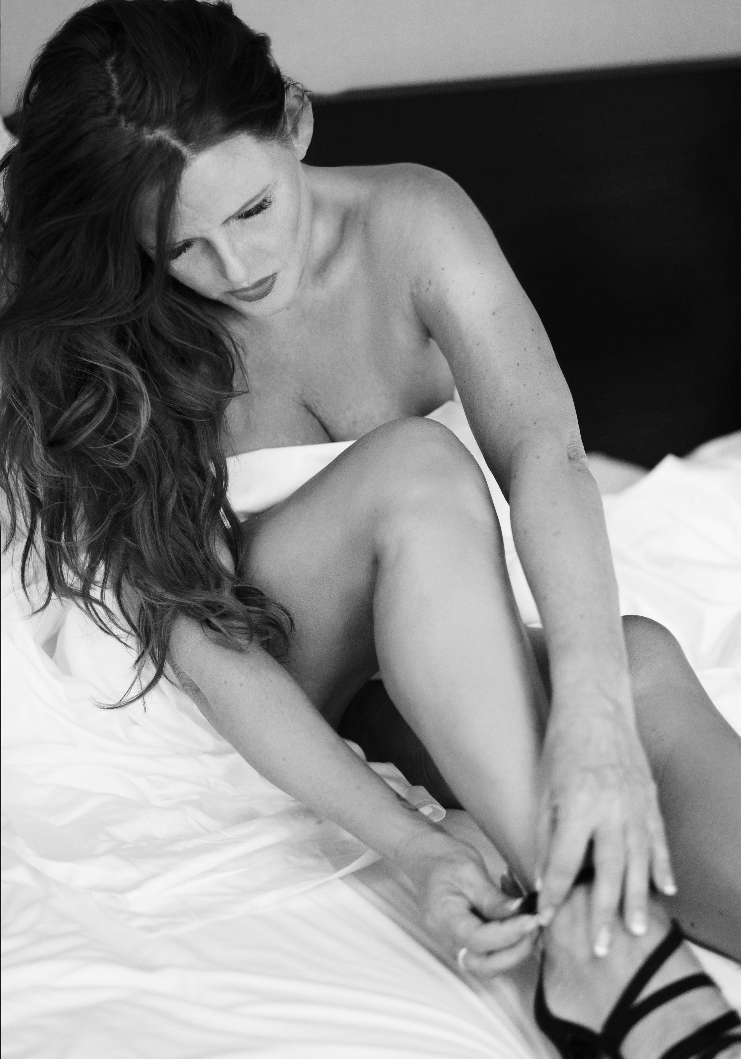 boudoir foto sessie zwolle daglicht studio kim holterman
