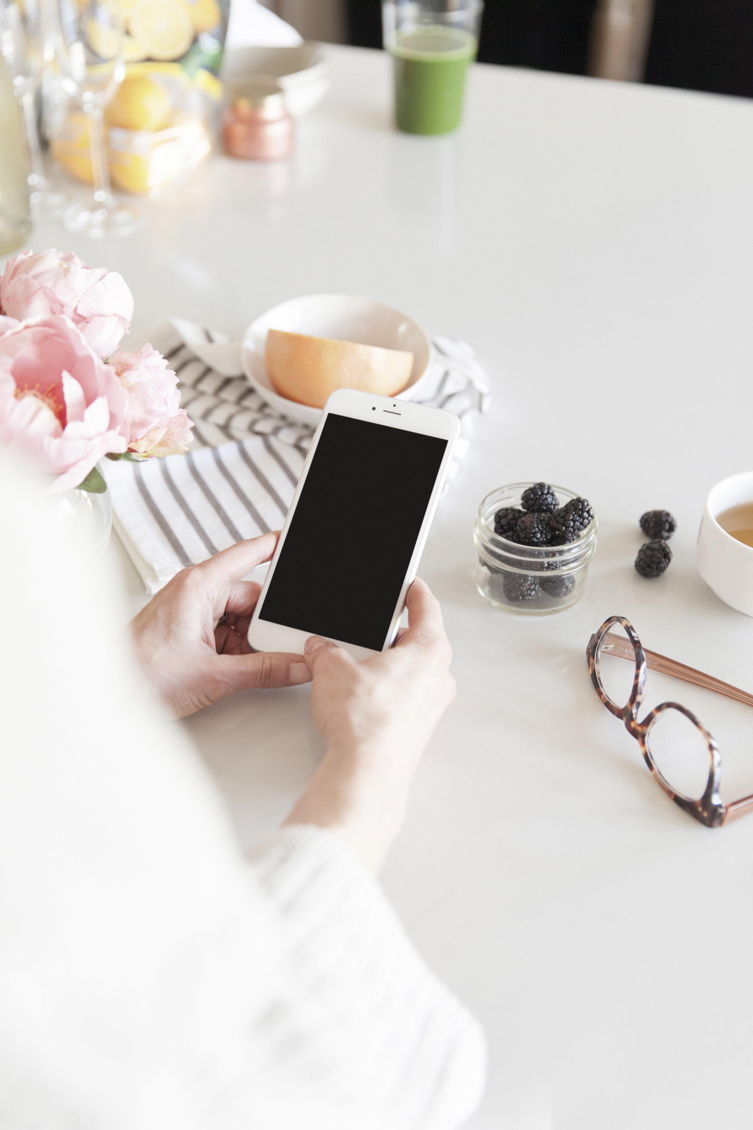 fotograferen  met je iPhone of samsung android workshop