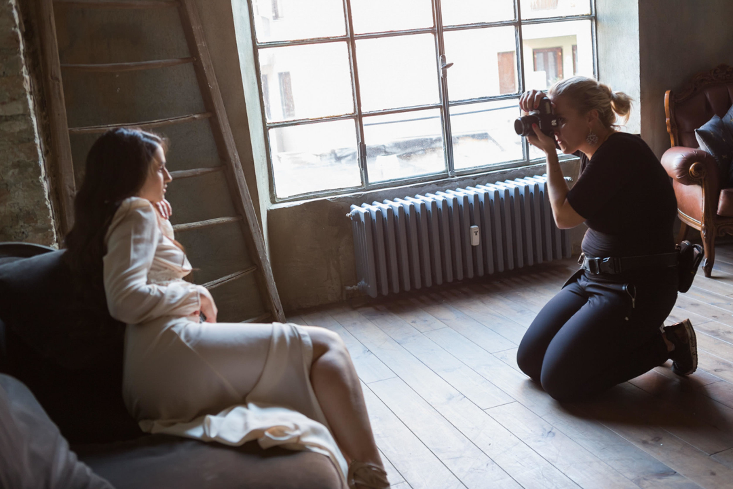 boudoir fotograaf Nederland zwolle training workshop fotograaf sensueel empowerment