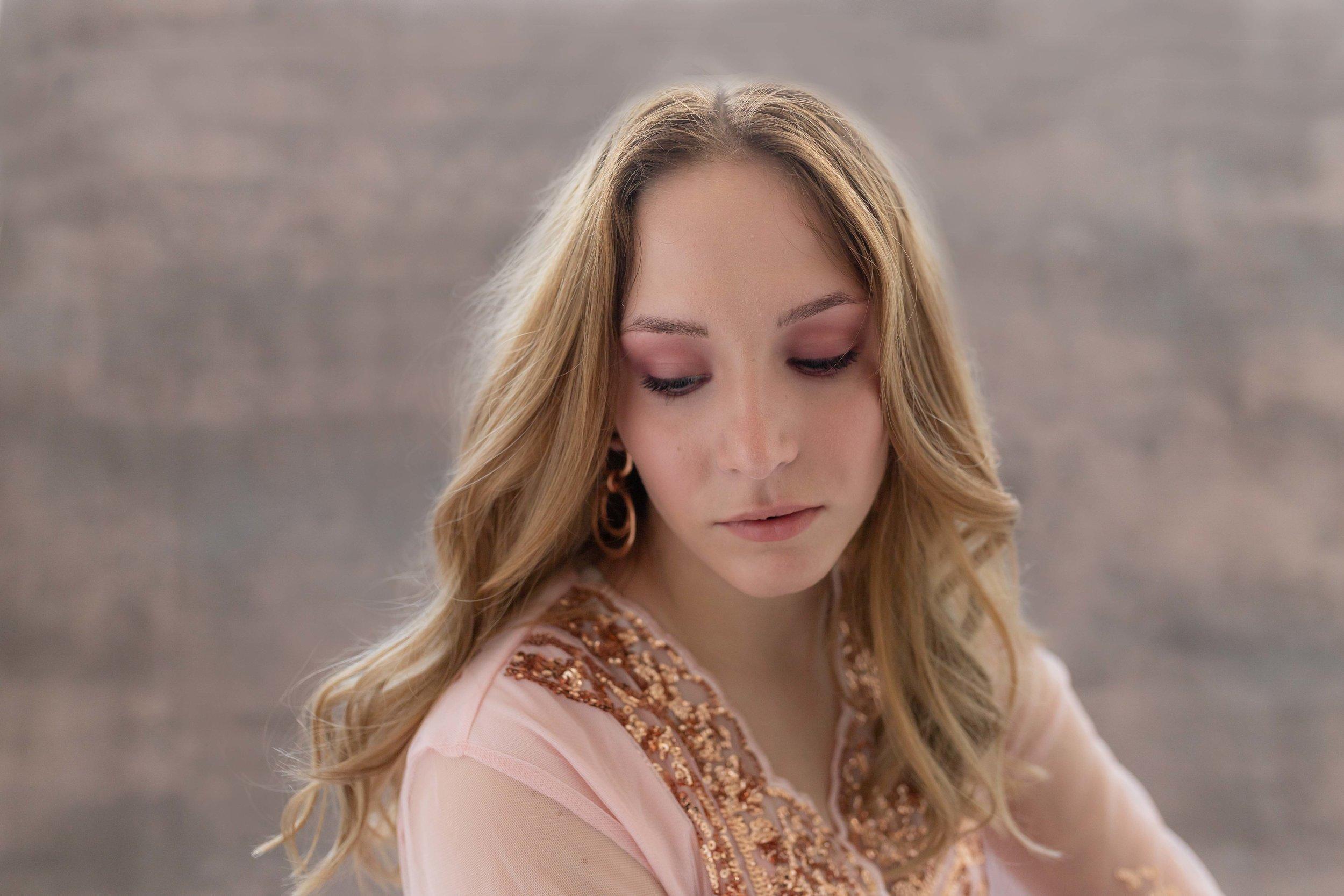 glamour tieners kinderen fotoshoot model voor een dag jurken prinsessenjurk