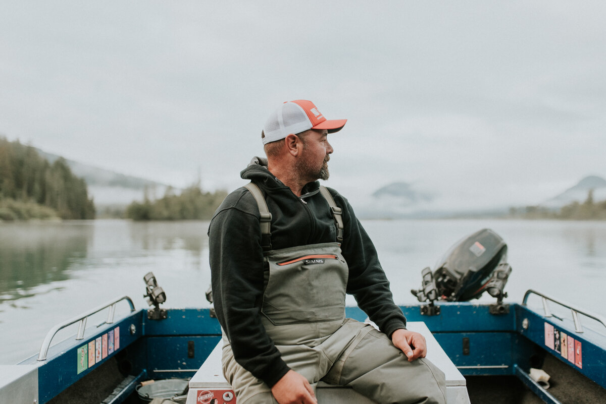 Guided Fishing with Bent Rods - Started by Rod Toth over 20 years ago, Bent Rods hosts guided fishing trip for Sturgeon, Salmon, and Steelhead.