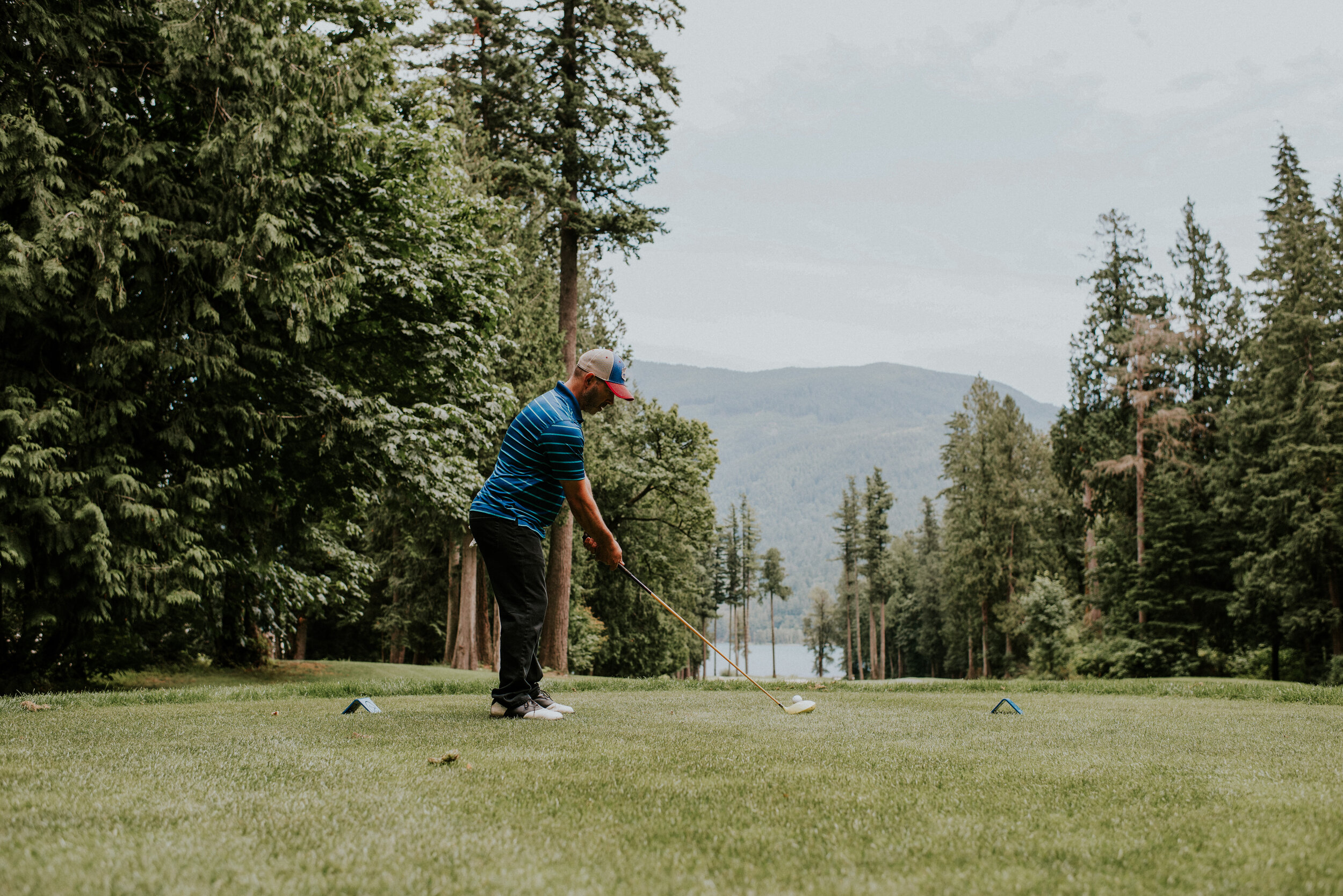 Golfing in the valley - The lush greenery of the Fraser Valley is home to over 15 golf courses that are open year-round! Regardless of your swing, there is a tee waiting for you. Explore courses in each community:Abbotsford   Chilliwack   Harrison   Hope