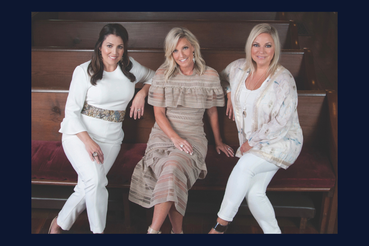 POINT OF GRACE - The women of Point Of Grace have provided a soundtrack to our lives for over two decades.With faith filled, and passionate lyrics, their memorable melodies and soaring harmonies have inspired generations to live boldly and keep Gods love as the foundation of their lives.With over 8 million recordings sold, 3 GRAMMY® nominations, multiple Dove awards, and countless accolades , the story of a few gifted college girls with a simple passion to unite and share their musical gifts for the Glory of God continues to evolve and engage thousands of fans, both old and new . Their Unique ability to affect audiences with heartfelt song and story is stronger than ever. Each new season of life seems to challenge the trio to reach even higher and dig deeper into their craft ,as seen in the musical and lyrical depth of their more recent projects. One can only think that the days ahead are like a burst of light on the horizon, ready to yield even more of the Heavenly and timeless artistry we have come to know and love.