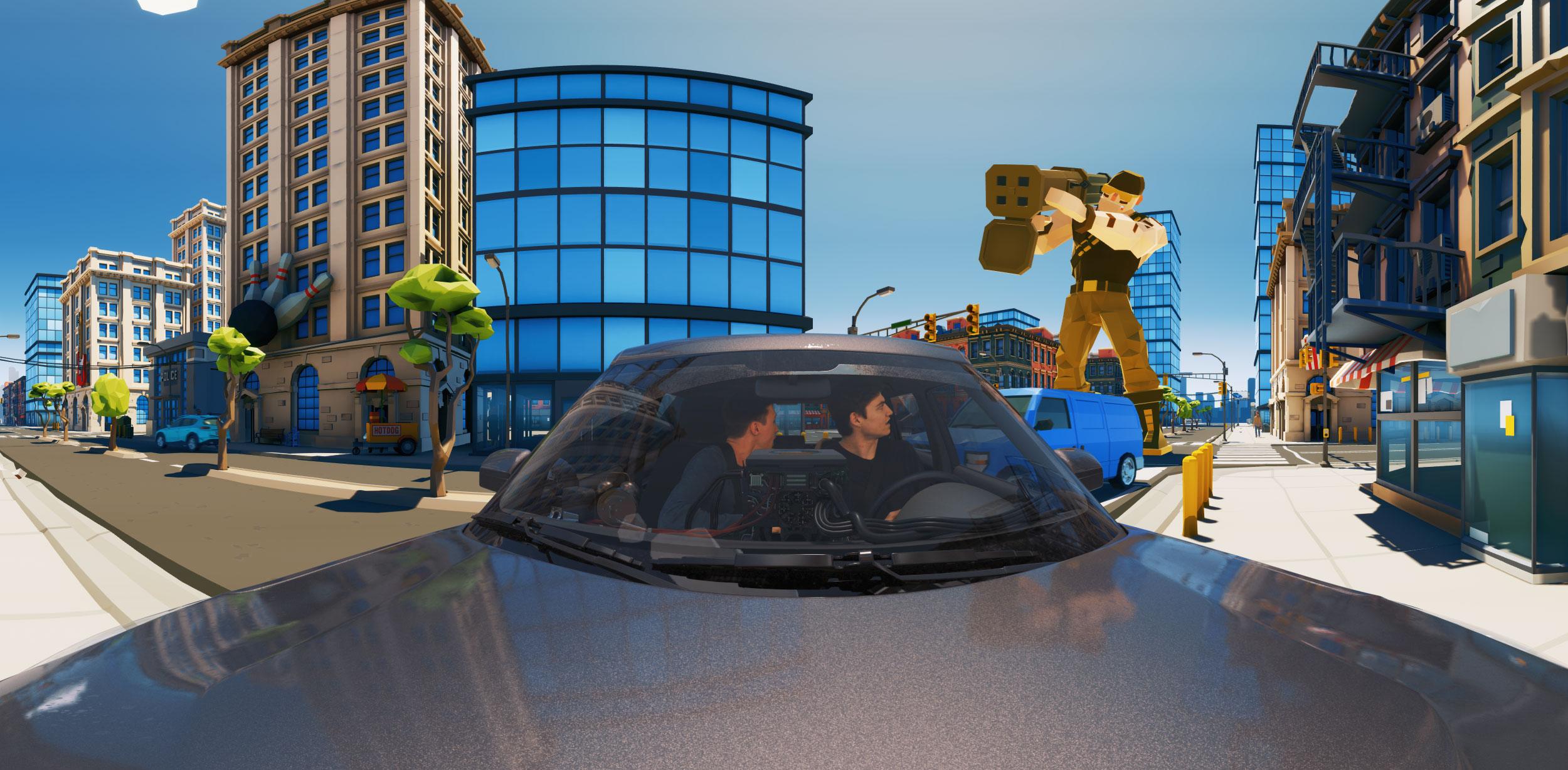MWM Launches Three-Part VR Series