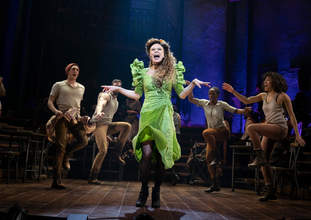 14 Tony Award Nominations