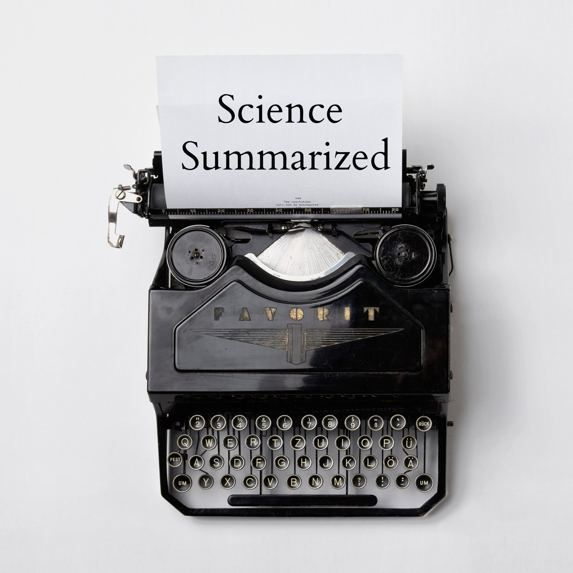 TL;DR - If you're interested in science and how it applies to your life, but don't have much time to read into it, this blog is for you.