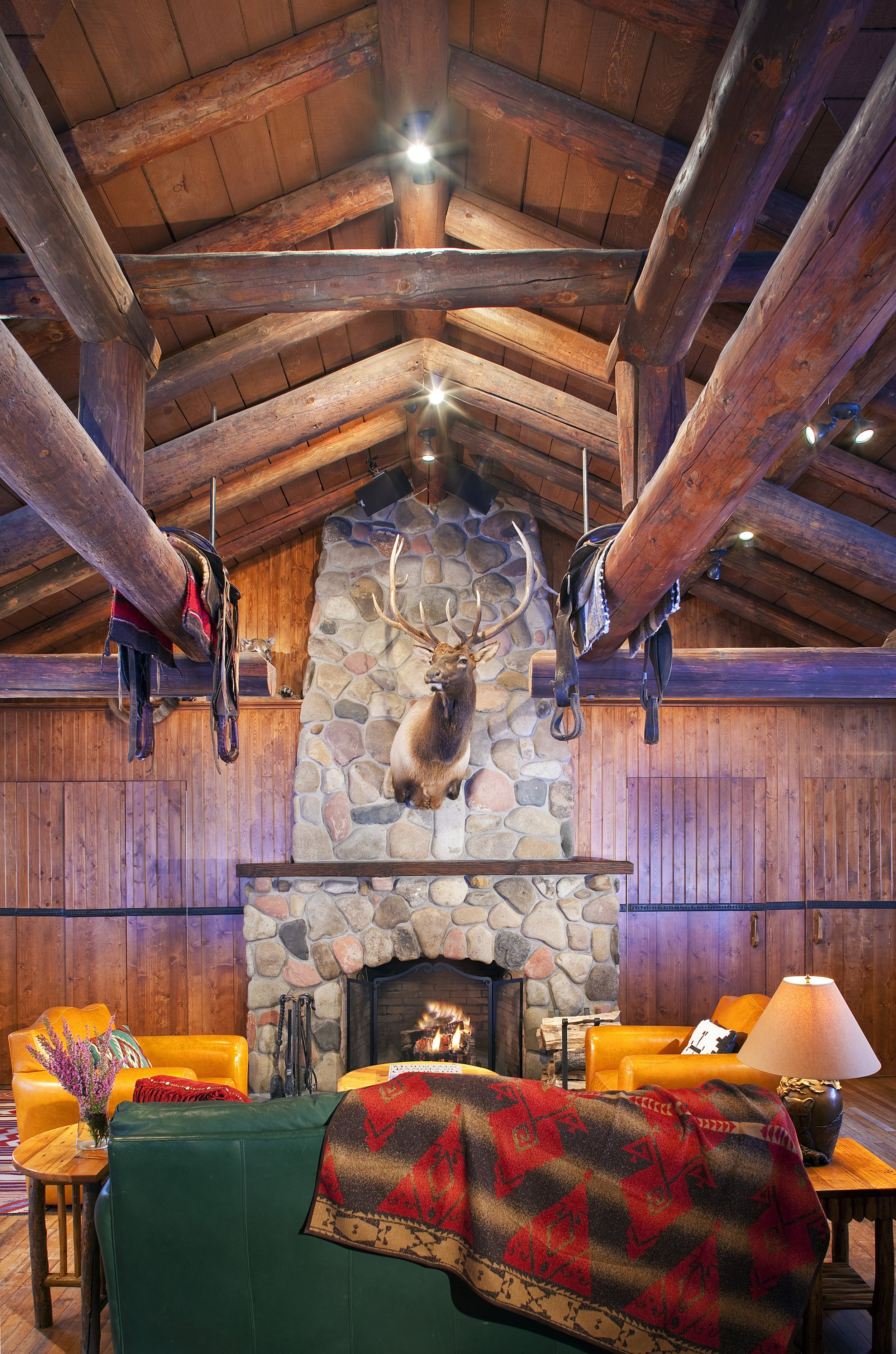 Historic Old Elk Lodge