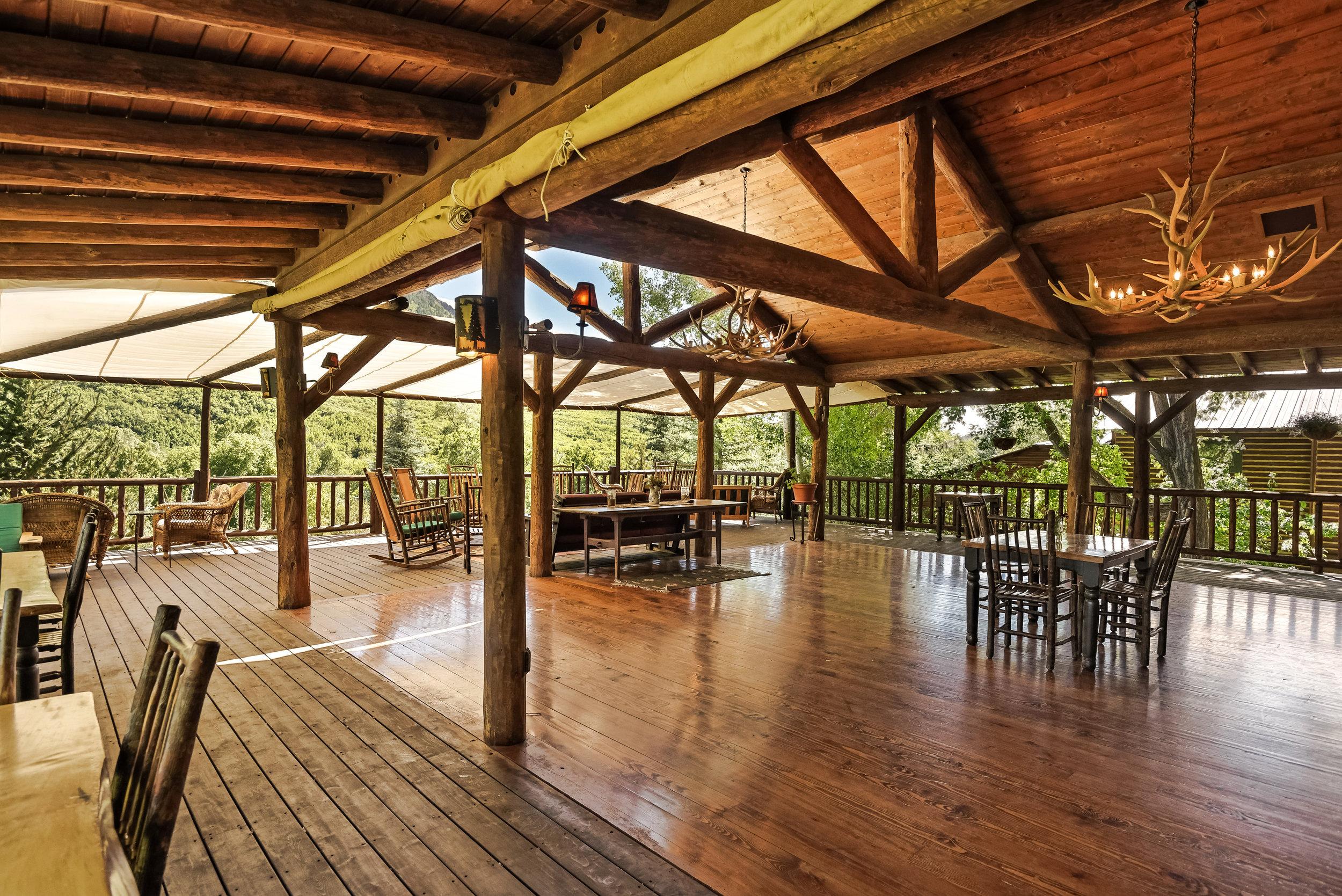 Open Air Pavilion