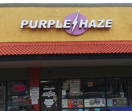 Purple Haze Sante Fe -  1355 Santa Fe Dr c, Denver, CO 80204