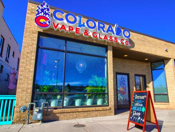 Colorado Vape and Glass -  1871 S Broadway, Denver, CO 80210