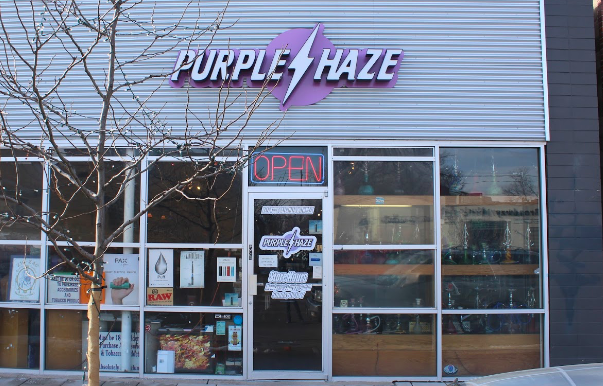 Purple Haze Broadway -  1951 S Broadway, Denver, CO 80210