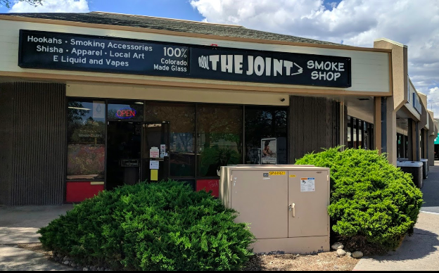 The Joint Smoke Shop -  2427 S College Ave, Fort Collins, CO 80525