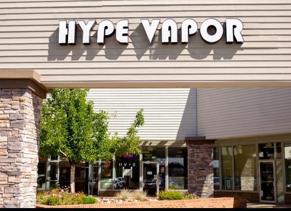 HYPE VAPOR -  151 W Mineral Ave #111, Littleton, CO 80120