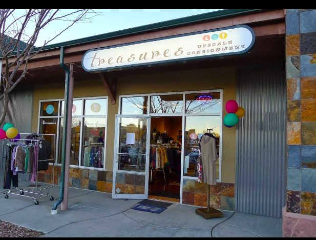 Treasures Upscale Consignment -  2770 Arapahoe Rd #110 &118, Lafayette, CO 80026