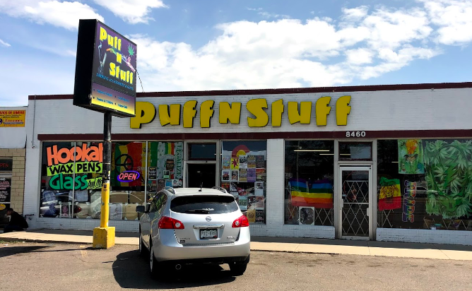 PUFF N STUFF -  8460 W Colfax Ave, Denver, CO 80215