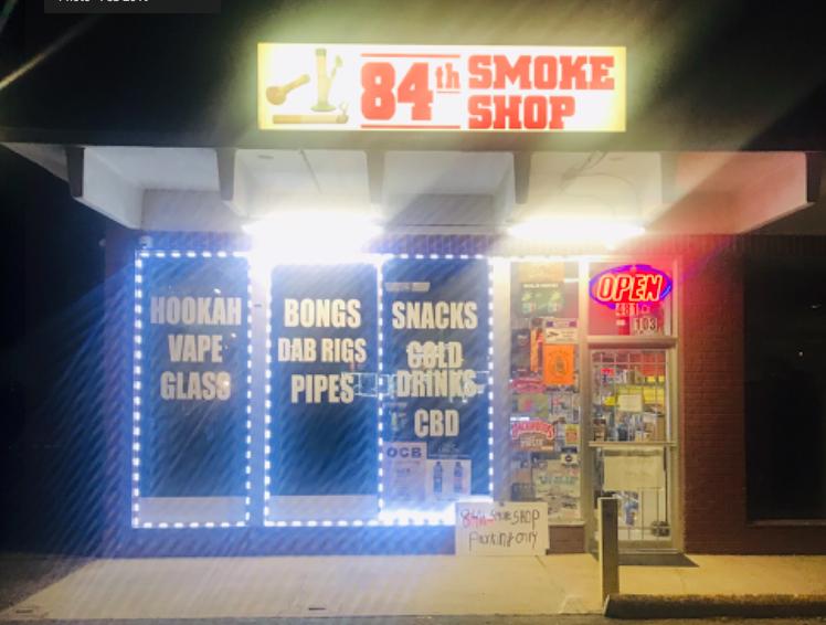 84th SMOKE SHOP -  481 W 84th Ave unit #101, Thornton, CO 80260