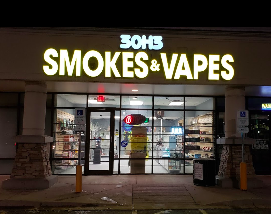 3oh3 smokes and vapes -  10250 Federal Blvd Suite 500, Federal Heights, CO 80260