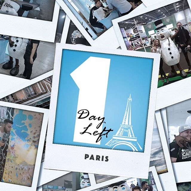 ***1 Day until Vape Expo Paris*** ☃ ☃ ☃ Visit the Dr at Booth number B12 with @vampirevapefr and try out our range of Polar Ice Vapes ❄ ❄ ❄ *** 1 jour jusqu'à Vape Expo Paris *** ☃ ☃ ☃ Visitez le Dr au stand numéro B12 avec @vampirevapefr et testez notre gamme de vases à glace polaire ❄ ❄ ❄ #vape #eliquid #vapeporn #vapelife #vapecommunity #vapeon #frenchvaper #vaper #vapefam #vaping #vapedaily #vapenation #eliquid #vapepics #vapefriends #vapelove #vapses #vapelyfe #vapefamily #vapesociety #instavape #frenchvapers # vapefrance #frenchvapefamily #drfrost #stayfrosty