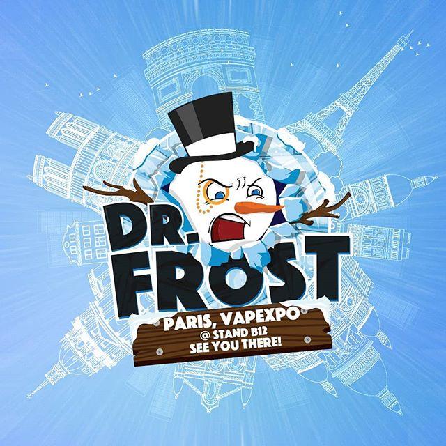 ***A huge Frosty welcome to Vape Expo Paris*** ☃ ☃ ☃  Visit the Dr at Booth number B12 with @vampirevapefr and try out our range of Polar Ice Vapes ❄ ❄ ❄ ***Un immense accueil givré à Vape Expo Paris *** ☃ ☃ ☃  Visitez le Dr au stand numéro B12 avec @vampirevapefr et testez notre gamme de vases à glace polaire ❄ ❄ ❄  #vape #eliquid #vapeporn #vapelife #vapecommunity #vapeon #frenchvaper #vaper #vapefam #vaping #vapedaily #vapenation #eliquid #vapepics #vapefriends #vapelove #vapses #vapelyfe #vapefamily #vapesociety #instavape #frenchvapers # vapefrance #frenchvapefamily #drfrost #stayfrosty