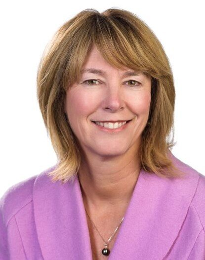 Karen Oldfield, QC BA'82