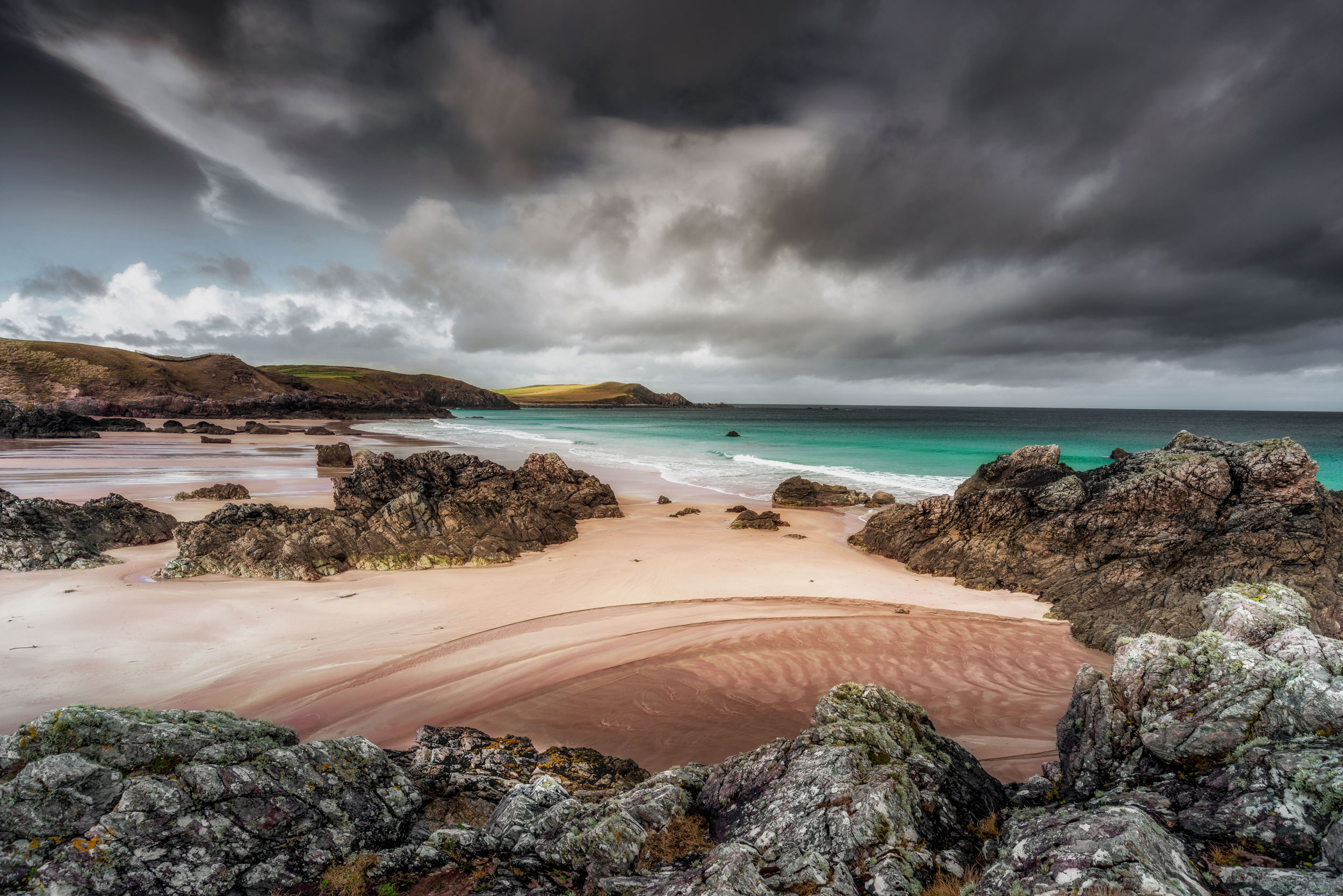Durness Beach - Nisi Landscape CPL & 4 Stop Graduated Filter