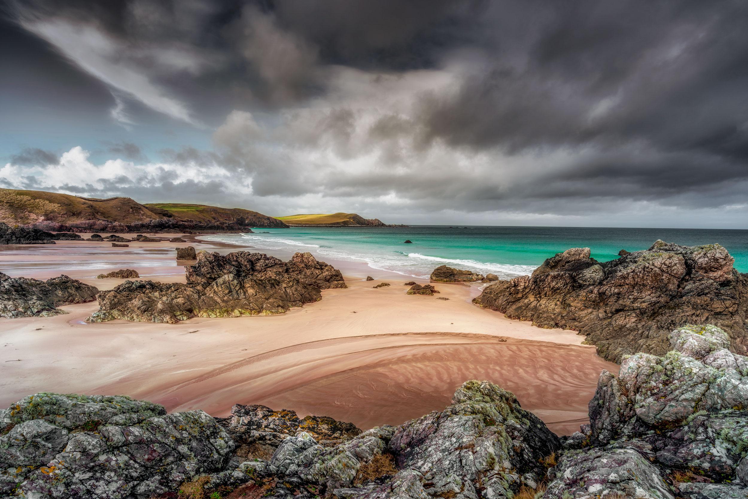 Durness Beach - Nisi Landscape CPL & 4 Stop Graduated Filter