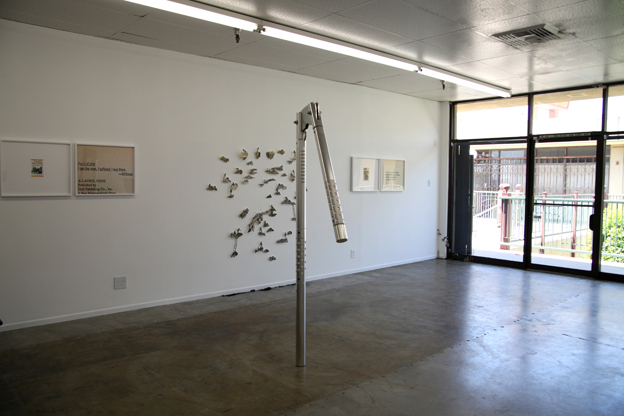 Suggested Reading (installation view)