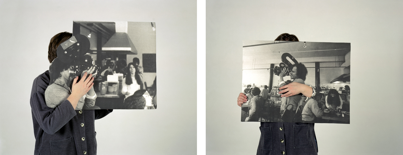 Gordon Matta-Clark / Me / Split