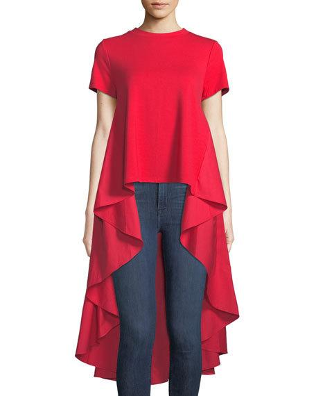 Another dramatic top... this one from English Factory! -