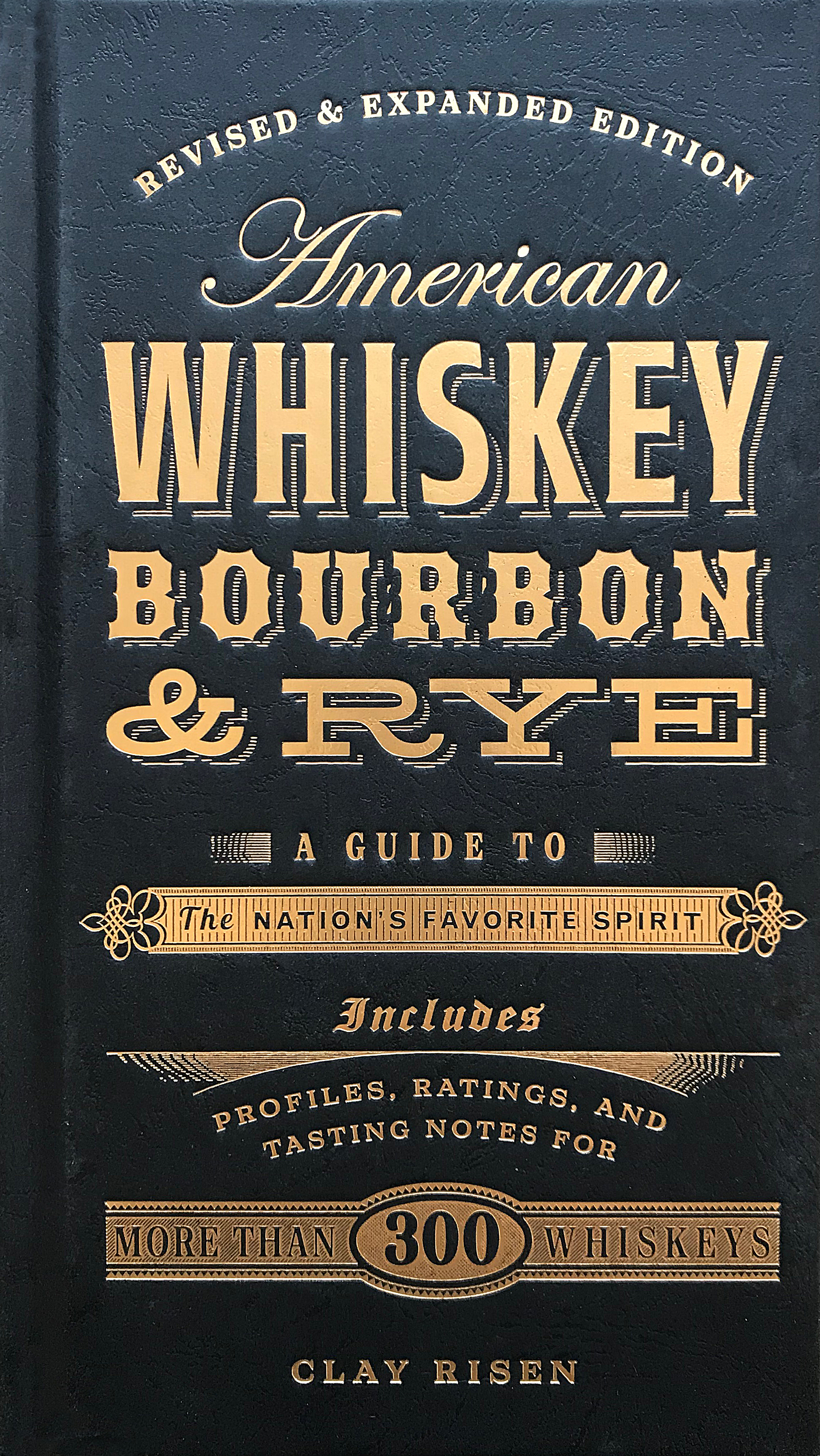 "Over 100,000 Copies Sold! - American Whisky, Bourbon & Rye: A Guide to the Nation's Favorite SpiritPublisher: A Scott & Nix Edition/Sterling EpicurePrice: $24.95""A comprehensive and opinionated guide for the intermediate tippler…It's a detailed, admirably cranky directory. Risen's tasting notes for each are eruditeand fun.""—Wall Street JournalAmazonIndieboundBarnes and Noble"