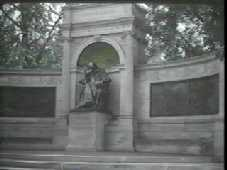 The Hahnemann Memorial at Scott Circle