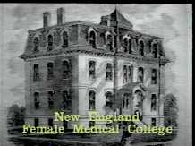 New England Female Medical College