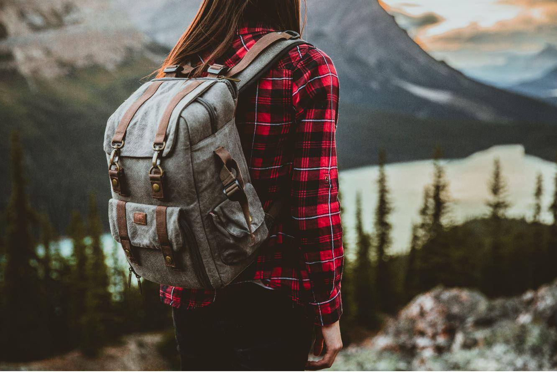 snip girl flannel backpack.JPG