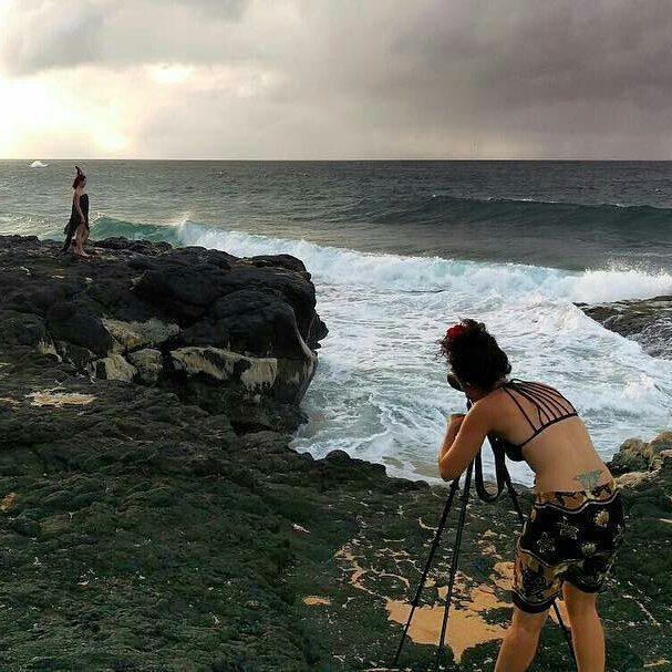 Shot in Kauai, Hawaii